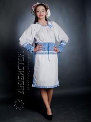 Вишитий костюм ЖК 65-32