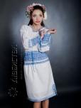 Вишитий жіночий костюм ЖК 65-32