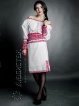 Вишитий жіночий костюм ЖК 65-37