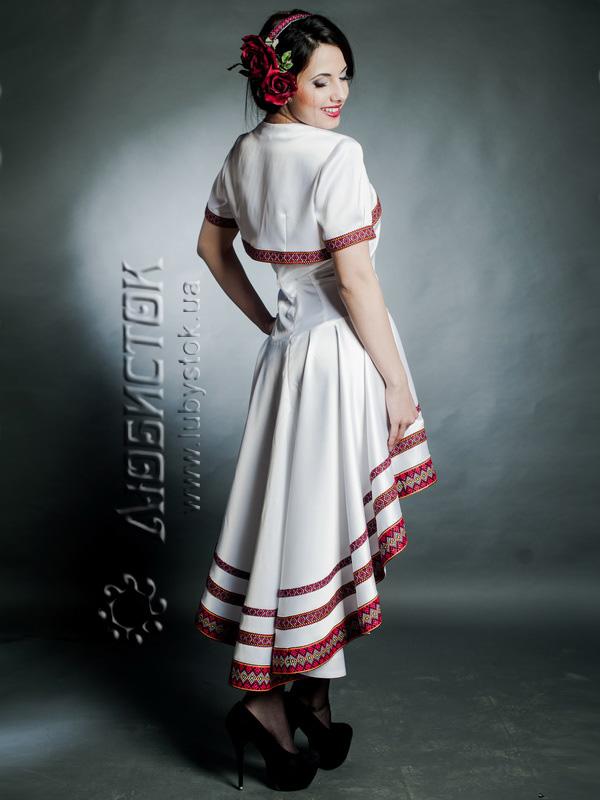 29c7c5e4aa6cd9 Вишитий жіночий костюм ЖК 67-44 - плаття та болеро купити