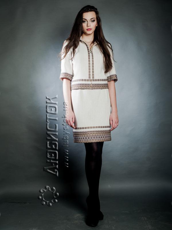 Вишитий жіночий костюм ЖК 68-62