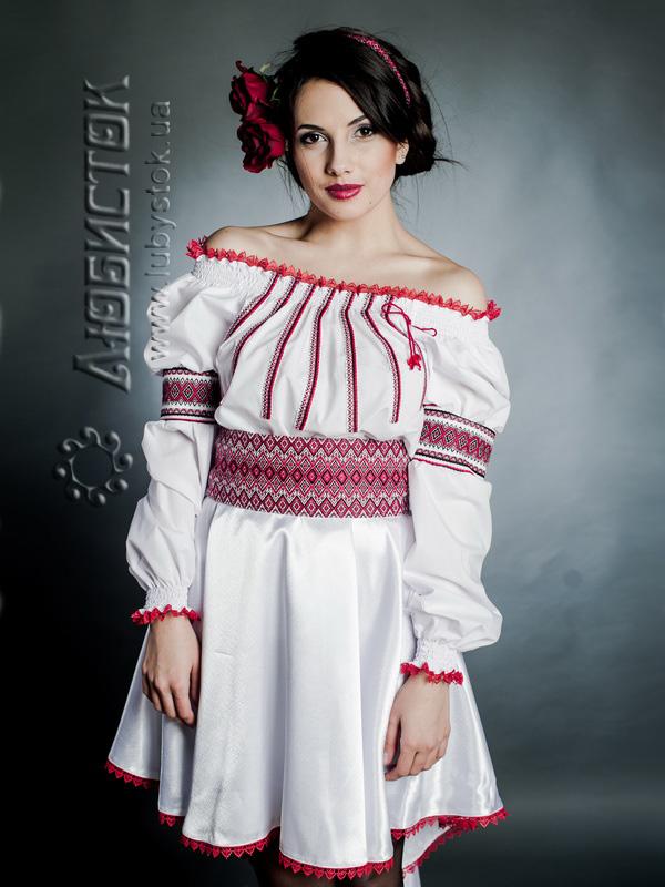 Вишитий жіночий костюм ЖК 75-16 - купити e16d51f8eb69e