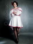 Вишитий жіночий костюм ЖК 75-16
