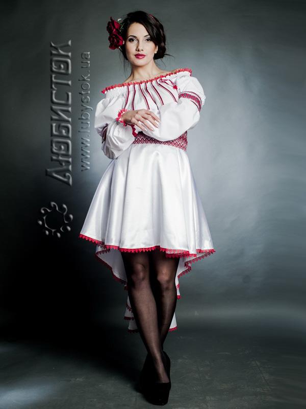 Вишитий костюм ЖК 75-16