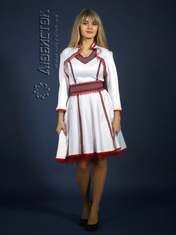 Вишитий жіночий костюм ЖК 80-63