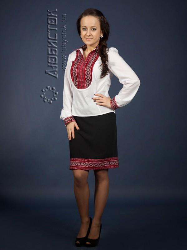 Вишитий жіночий костюм ЖК 85-73