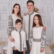 Сімейні вишиванки