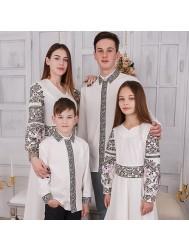 Вишиванки сімейні