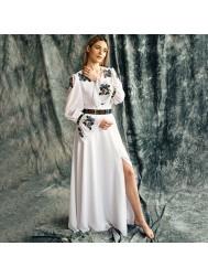 Вишиті плаття (вишиті сукні)