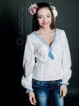 Вишиванка-блуза ЖБ 103-55