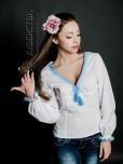 Вишита блуза ЖБ 103-55
