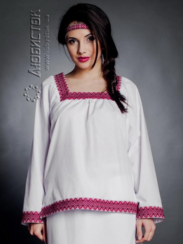 Вишиванка-блуза ЖБ 105-47
