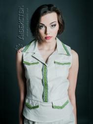Вишиванка-блуза ЖБ 109-31
