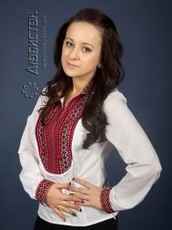 Вишиванка-блуза ЖБ 91-73