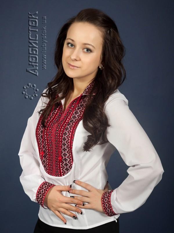 Вишитий жіночий костюм ЖК 85-73 - блуза та спідниця купити 0027d5585c0a8
