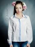 Вишита блуза ЖБ 92-32