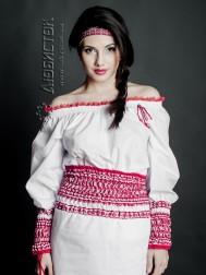 Вишиванка-блуза ЖБ 95-37