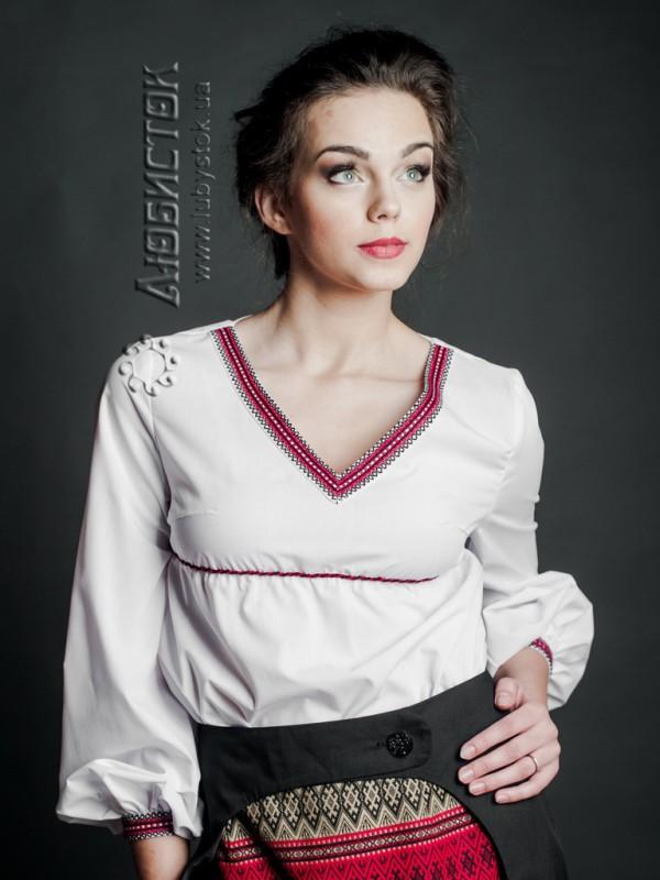Вишита блуза ЖБ 96-9