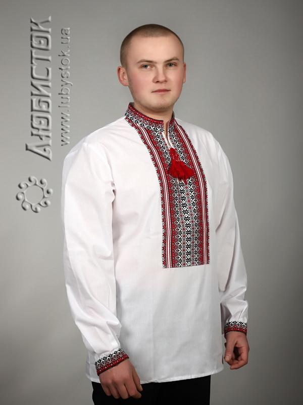 Вишита сорочка ЧС 2-34