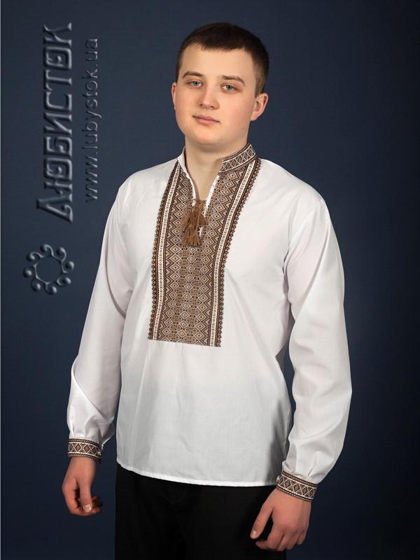 Вишита сорочка ЧС 2-48