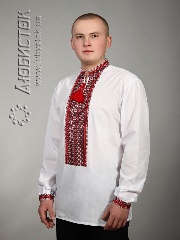 Вишита сорочка ЧС 2-63