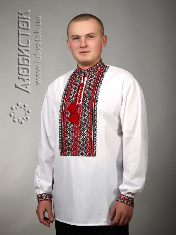 Вишита сорочка ЧС 2-69
