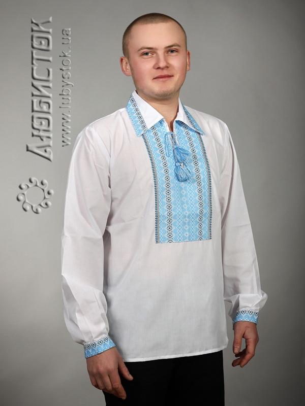 Вишита сорочка ЧС 4-36