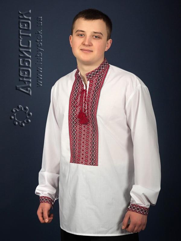 Вишита сорочка ЧС 2-57