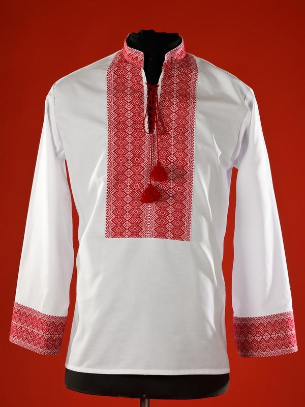 Вишита сорочка ЧС 13-11