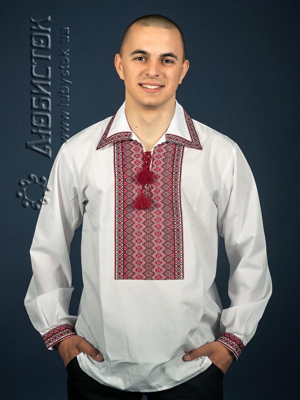 Вишита сорочка ЧС 14-60