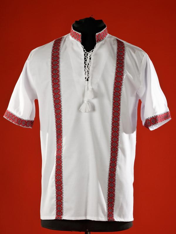 Вишита сорочка ЧС 17-16